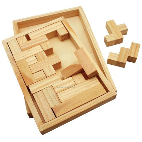 woodwork puzzles shapes challenge wooden puzzle china wholesale shapes