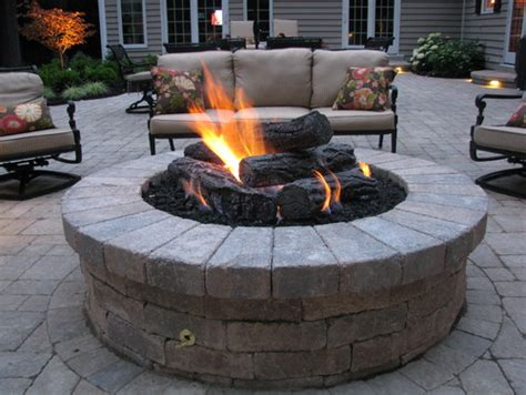 firepits gas can you cook on a gas pit roast dogs
