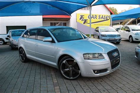 2008 audi a3 sportback 2 0tfsi auto hatchback petrol fwd automatic cars for sale in