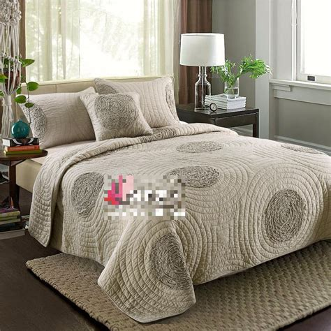 cotton comforter sets king size the new peached cotton quilting comforter bedding sets