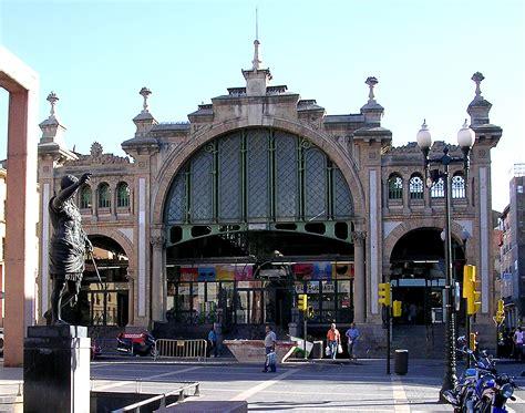 central de mercado central de zaragoza