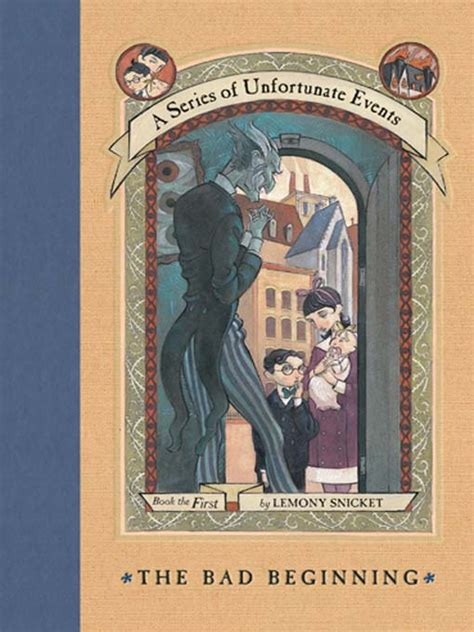 lemony snicket picture book david s great book adventure series of