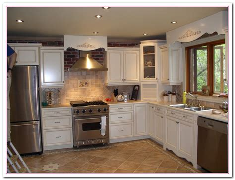White Kitchen Cabinet Design Ideas White Kitchen Design Ideas Within Two Tone Kitchens Home And Cabinet Reviews