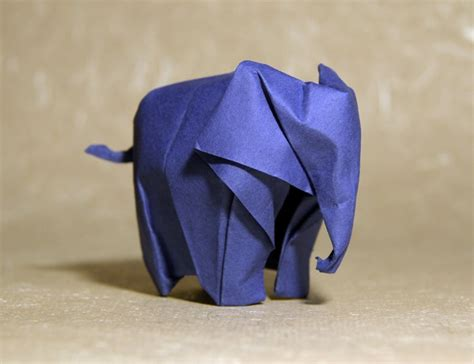 origami elephant for image gallery origami elephant