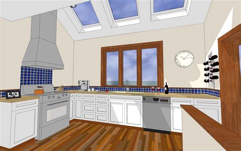 designing a kitchen with sketchup future kitchen gotta sketchup flickr photo
