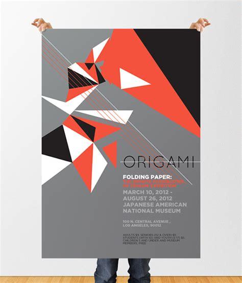 origami exhibit origami exhibition on behance