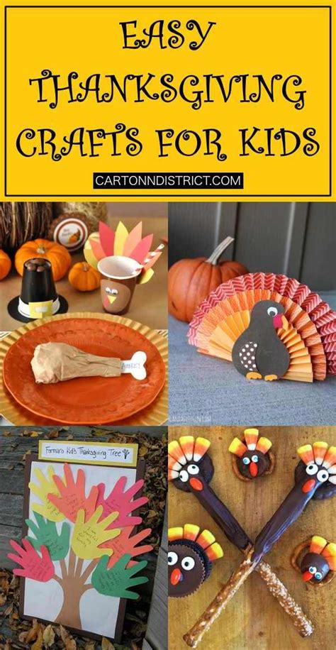 thanksgiving crafts for easy 35 easy thanksgiving crafts for to try