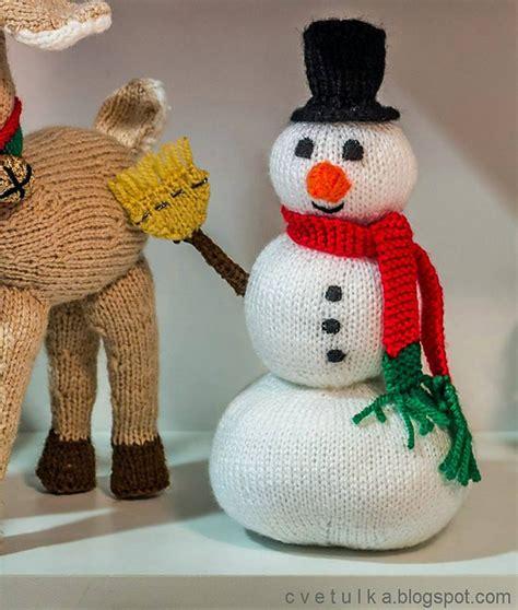 free knitting patterns snowman knitting patterns galore frosty snowman