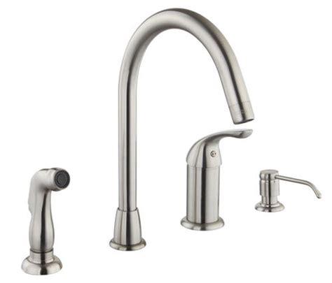 Kitchen Faucets At Menards kitchen faucets at menards moen sullivan single handle