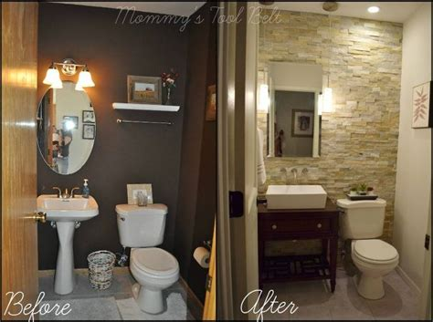 half bathroom ideas half bath renovation hometalk