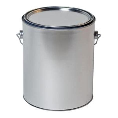 home depot paint can behr 1 gal metal paint and lid 96601 the home depot