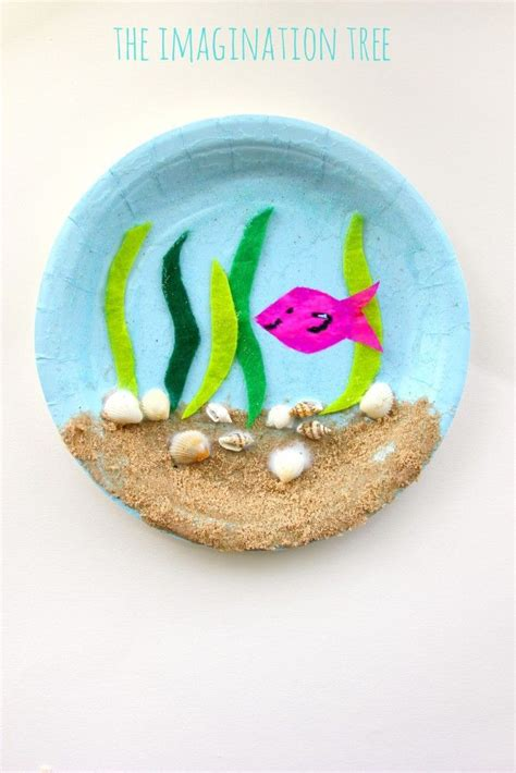 paper plate arts and crafts for 25 best ideas about paper plate crafts on