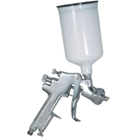 home depot paint gun cbell hausfeld gravity feed pneumatic spray gun