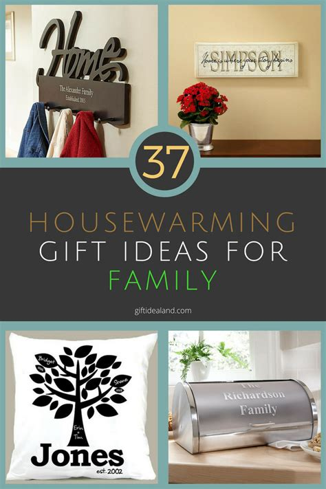 family gifts ideas housewarming gift ideas for family 935