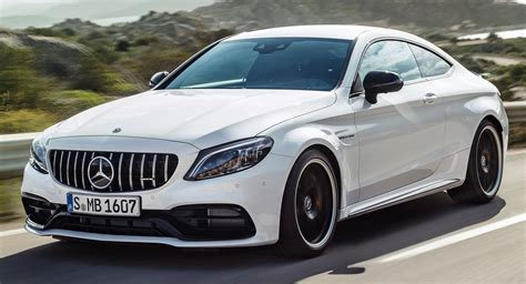 Mercedes Lineup by 2019 Mercedes Amg C63 Lineup Gets A Facelift And New Tech