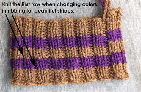 knitting changing colors in the webs yarn store 187 tuesday s knitting tip how to
