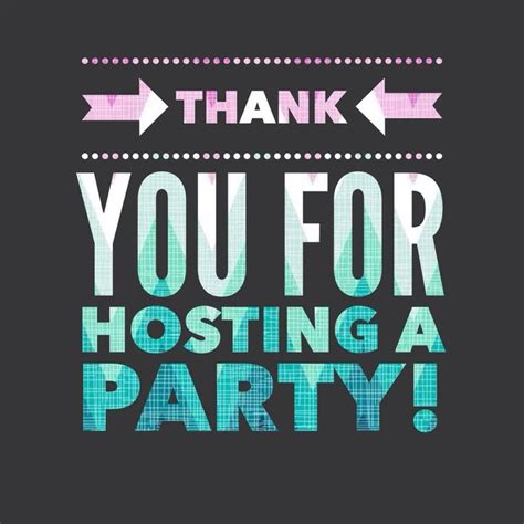 hosting a thank you for hosting a https www