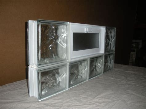 basement glass block windows 2013 glass block products for new custom or production homes