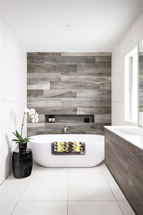 25 Best Ideas About Bathroom Feature Wall On