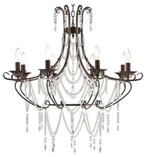 rusted chandelier country antique rusted iron and chandelier