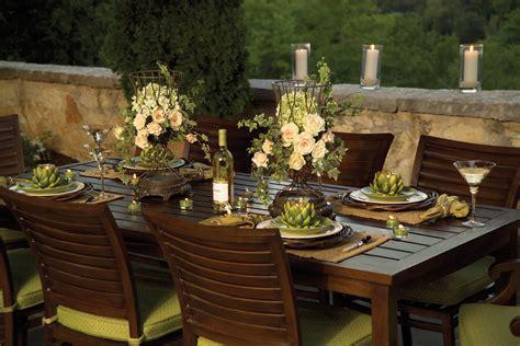 outdoor table centerpieces fall centerpieces for outdoor entertaining summer classics