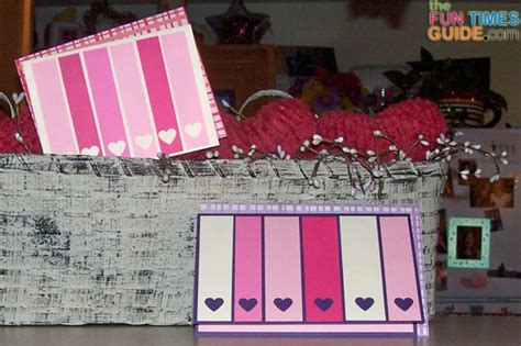 how to make a punch card easy card ideas how to make cards using