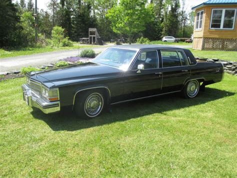 1984 Cadillac Sedan by 1984 Cadillac D Elegance Sedan 4 Door For Sale