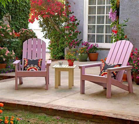 Adirondacks Chairs Home Depot by Diy Le Fauteuil Adirondack