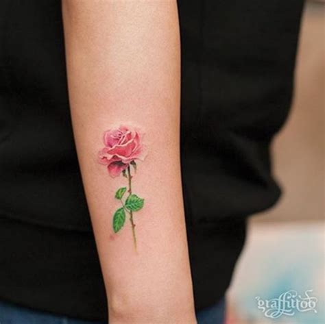 small rose tattoo pictures to pin on pinterest pinsdaddy
