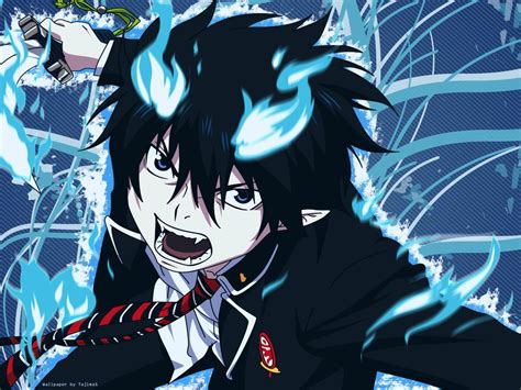 ao no exorcist ao no exorcist my anime world