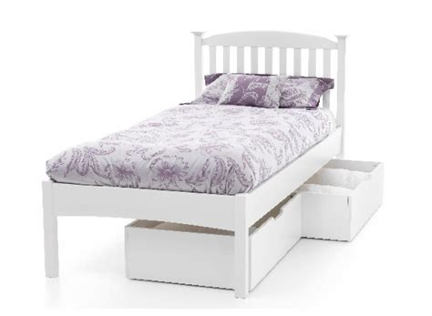 small bed frames white home decorating pictures small white wooden bed frame