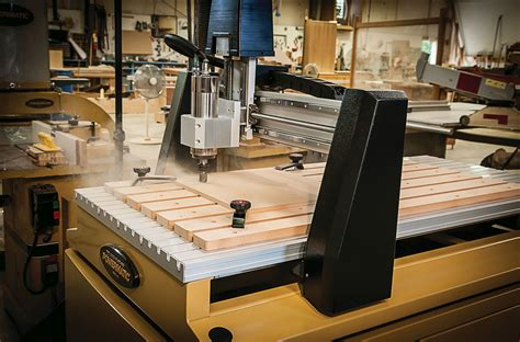 cnc woodworking tools 2 new mid size cnc woodworking routers from powermatic