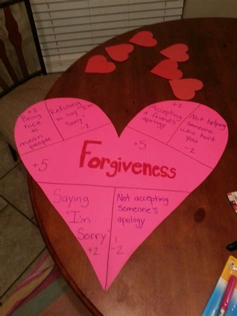 forgiveness bible crafts 25 best ideas about forgiveness craft on