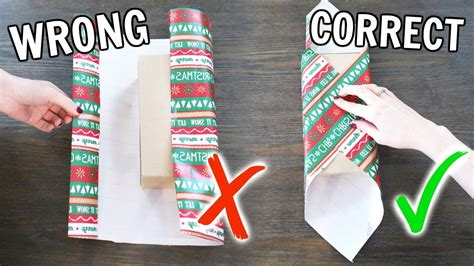 changing gift wrapping hacks