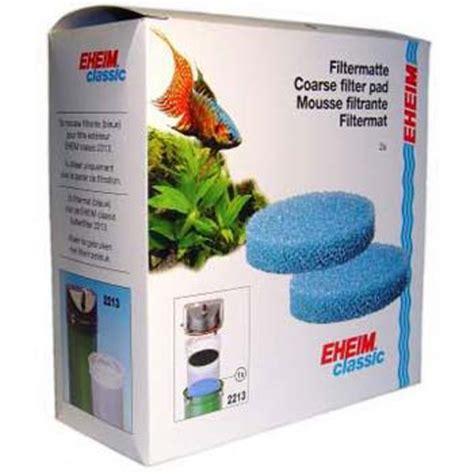 filtration accessories eheim coarse filter sponge 2213