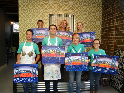 Event Painting With A Twist In San Marco Live For