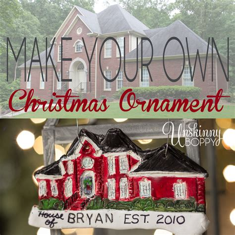 how to your ornament how to turn your home into a personalized