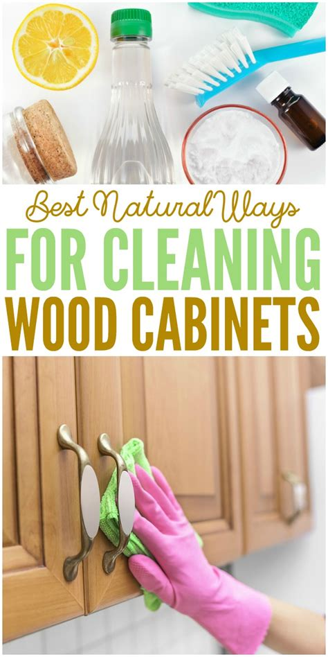 cleaning wood kitchen cabinets best ways for cleaning wood cabinets