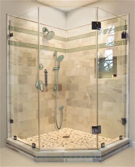 Bathtub Shower Kit by Choose Your Corner Shower Doors