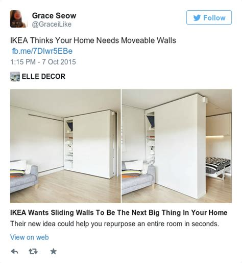 ikea movable walls the best 28 images of ikea moving wall ikea will be it