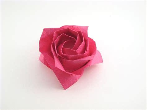 kawasaki origami origami kawasaki roses gilad s origami page