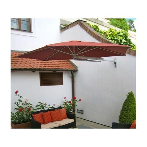 the wall patio umbrella wall mounted patio umbrella offset umbrella patio wall