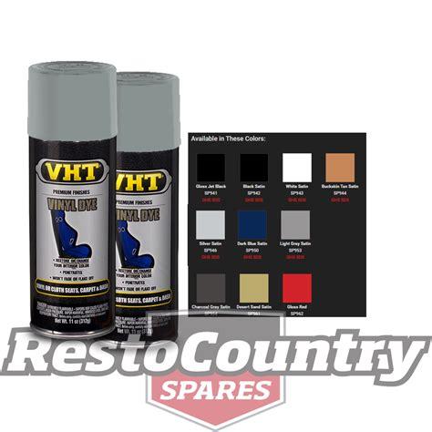 spray paint dying light vht vinyl spray paint vinyl dye light grey satin x2 gray