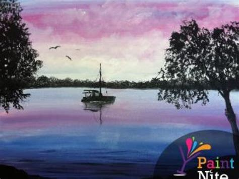 paint nite island paint nite at island maritime museum sayville ny