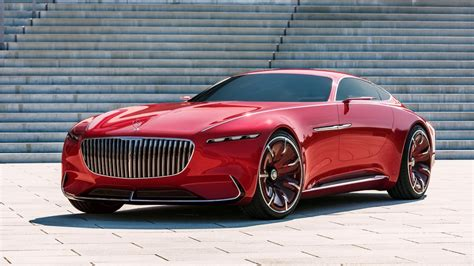 Hd Car Wallpapers 2017 by 2017 Vision Mercedes Maybach 6 Wallpaper Hd Car