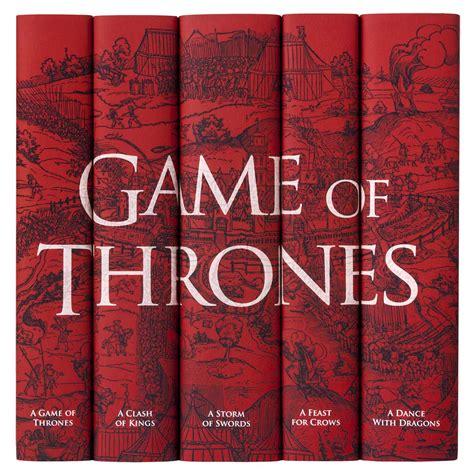 thrones book pictures of thrones complete book set juniper books