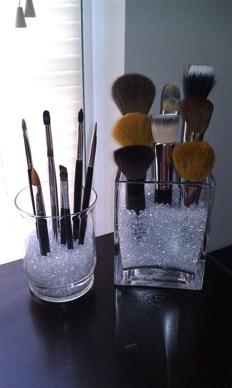 makeup brush holder diy makeup brush holder crafts diy ideas