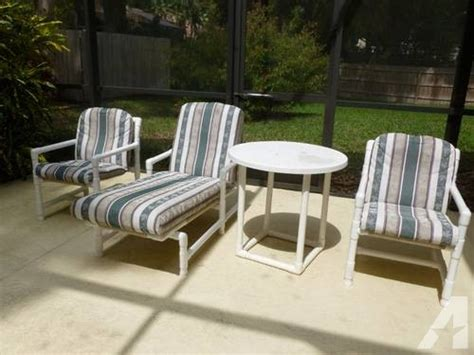 elizahittman patio pvc furniture what are the best