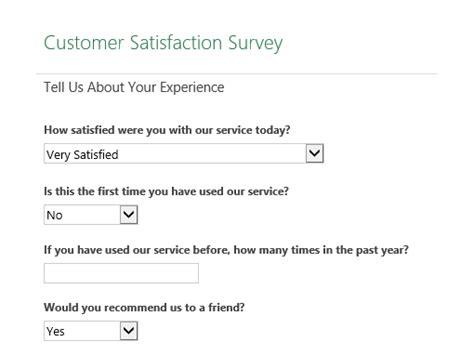 customer satisfaction survey office templates