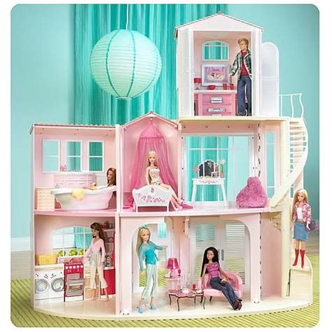 Lego Spiral Staircase by Barbie Dolls Barbie Doll House